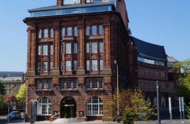 DC Thomson HQ